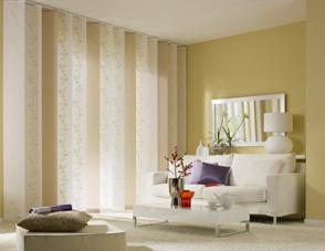 lamellen fl chenvorhang. Black Bedroom Furniture Sets. Home Design Ideas